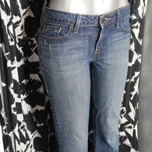 Levi's Boot Cut Jeans 545